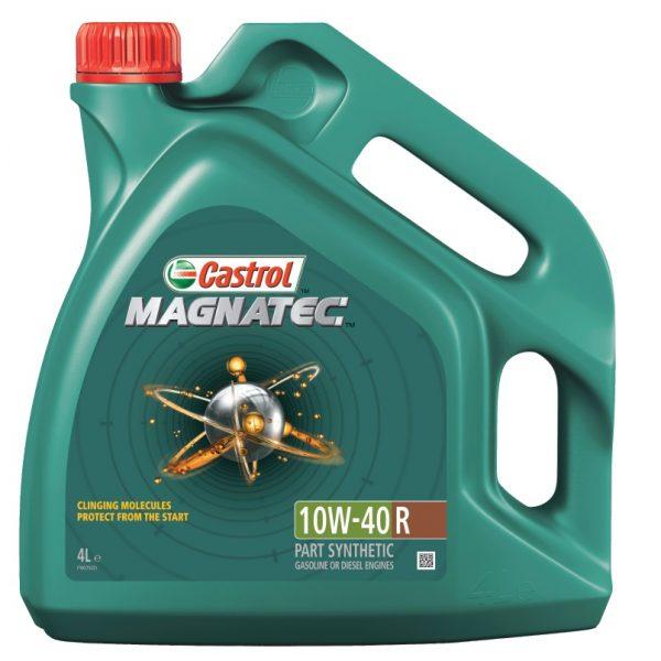 Castrol MAGNATEC 10W-40 R 4лит